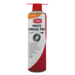 CRC WHITE GREASE PRO — Белая литиевая смазка с тефлоном